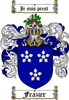 Frazier Coat of Arms