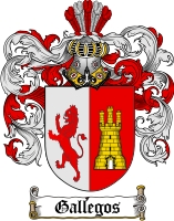 Gallegos Code of Arms