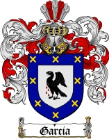 Garcia Coat of Arms