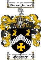 Gardner Coat of Arms