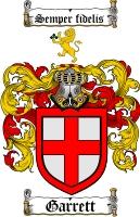 Garrett Family Crest
