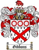 Gibbons Family Crest