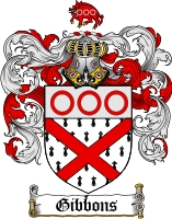 Gibbons Coat of Arms