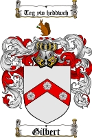 Gilbert Coat of Arms