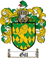 Gill Coat of Arms