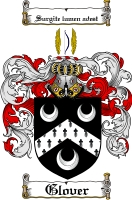 Glover Coat of Arms