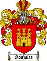 Gonzales Family Crest