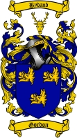 Gordon Family Crest