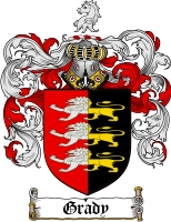 Grady Coat of Arms