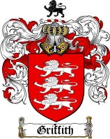 Griffith Family Crest