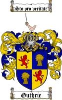 Guthrie Family Crest