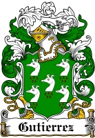 Gutierrez Coat of Arms