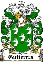 Gutierrez Coat of Arms