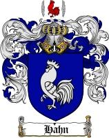 Hahn Family Crest