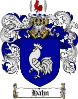 Hahn Coat of Arms