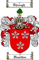 Hamilton Family Crest