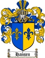 Hansen Coat of Arms