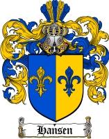 Hansen Coat of Arms