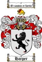 Harper Family Crest