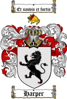 Harper Coat of Arms