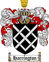 Harrington Coat of Arms