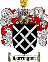 Harrington Coat of Arms