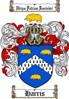 Harris Coat of Arms