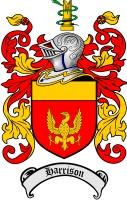 Harrison Family Crest