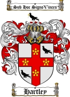 Hartley Family Crest