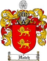 Hatch Family Crest
