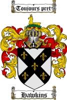 Hawkins Coat of Arms
