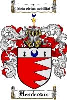 Henderson Family Crest