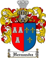 Hernandez Coat of Arms