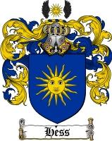Hess Family Crest