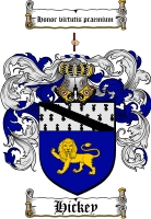 Hickey Coat of Arms