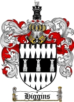Higgins Coat of Arms