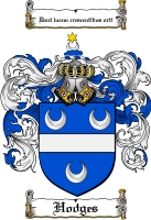 Hodges Coat of Arms