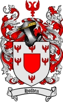 Holden Family Crest