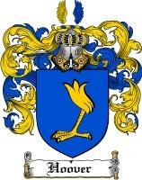 Hoover Family Crest
