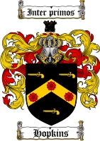 Hopkins Coat of Arms