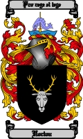 Horton Coat of Arms