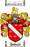 Howard Family Crest