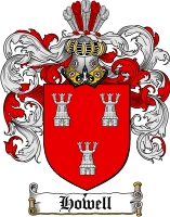 Howell Coat of Arms