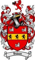 Hudson Family Crest