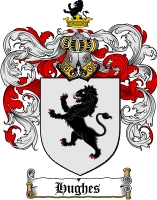 Hughes Coat of Arms