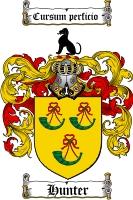 Hunter Coat of Arms