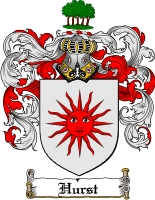 Hurst Coat of Arms