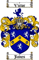 James Coat of Arms