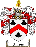 Jarvis Coat of Arms