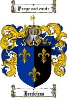 Jenkins Family Crest